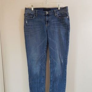 blue ROCK & REPUBLIC jeans skinny slim 12